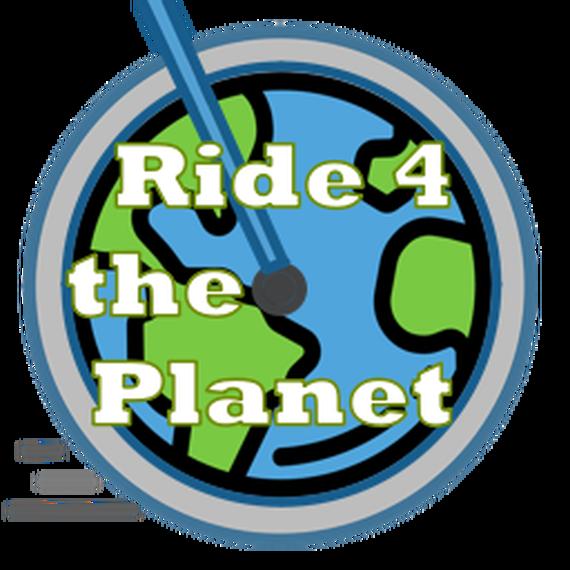 Ride4ThePlanet - LeJog - Avril 2021