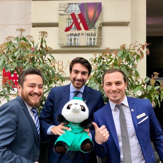 Les Maîtres Pandas