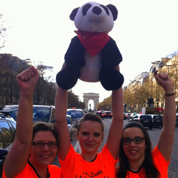Les Pandathlonniènes des Champs