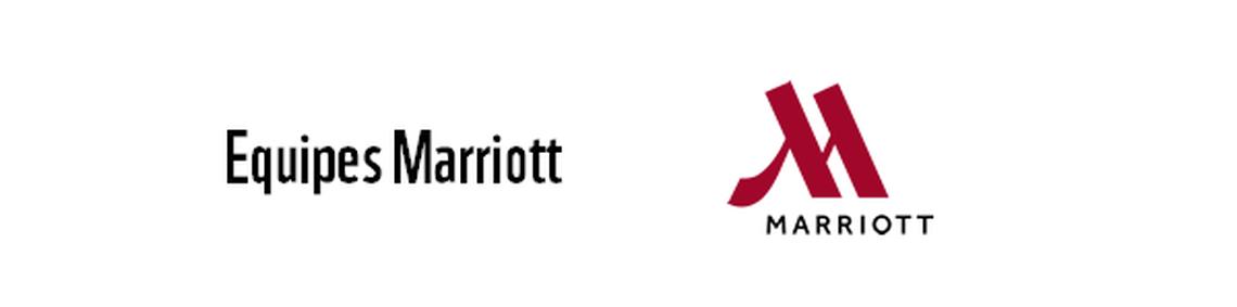 Logomarriottbannire